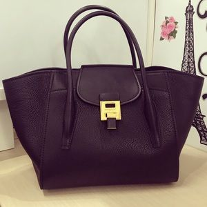 Michael Kors Collection Bancroft Satchel